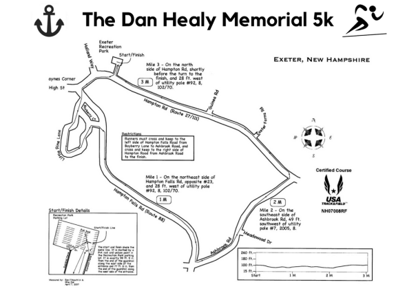 The Dan Healy Memorial 5k